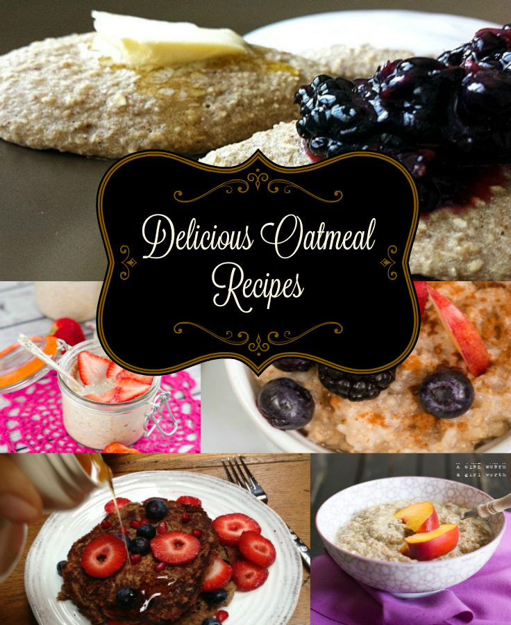 15 Delicious Oatmeal Concoctions