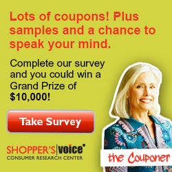 Shopper's Voice- Consumer Research