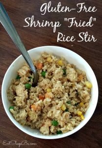 Della Rice Gluten Free Fried Rice Stir Recipe