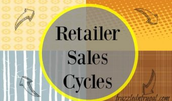 Retailer Sales Cycles Cheat Sheet