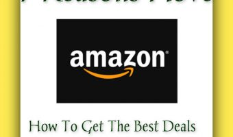 7 Reasons I Shop Amazon