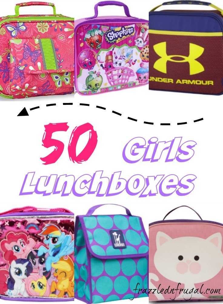 Girls-Lunchboxes