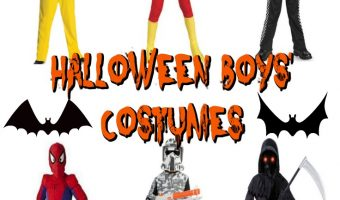 Halloween: Boys Costumes Ideas