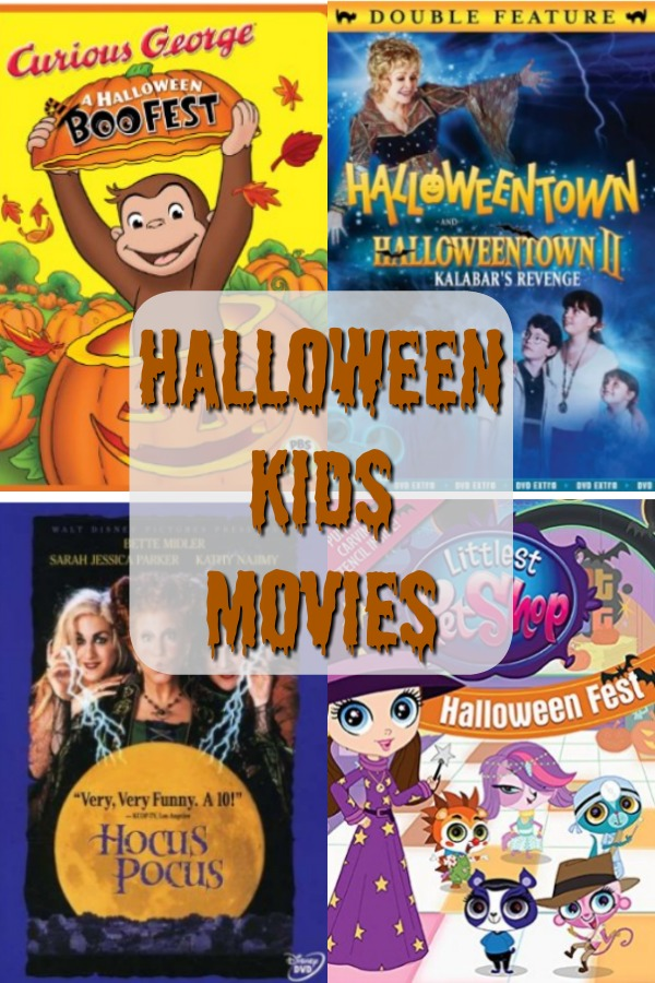Must See Halloween Kids Movies