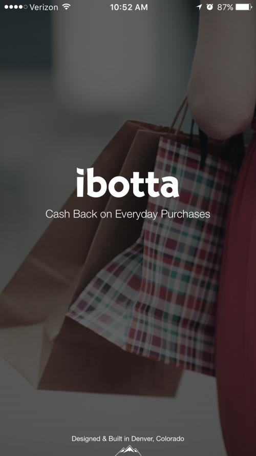 Ibotta Smartphone App