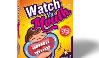 Watch Your Mouth Family Game