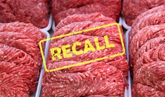RECALL: Ground Beef  #BeefRecall