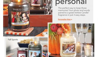 $10 off $10 Purchase or More at Yankee Candle – Print