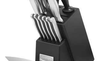 Cuisinart 15 Piece Knife Set Right Now Only $54.77!