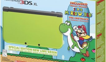 Nintendo 3DS XL Limited Edition – Just $199.99