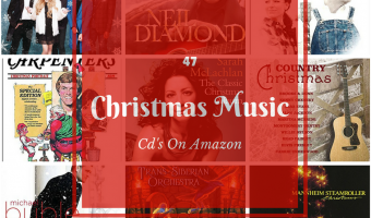 47 Of The Best Christmas Music CD's To Blare In Your Home This Year