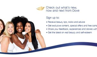 Dove Products- Free Samples & More