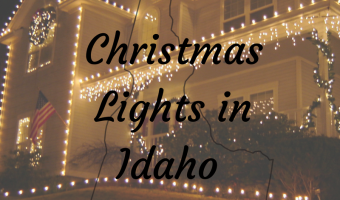 The BEST Christmas Lights Displays in Idaho