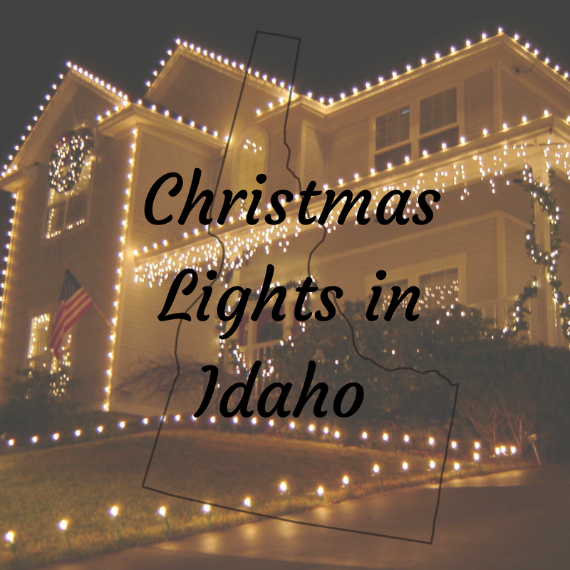 The Best Christmas Lights In Idaho