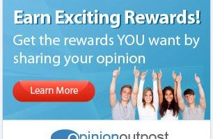 Opinion Outpost – Get Rewarded for Online Surveys