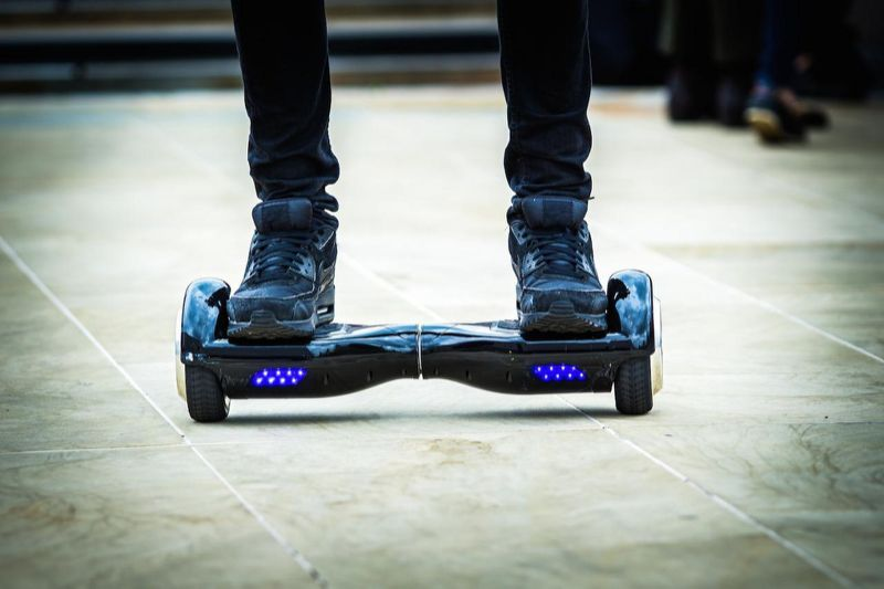 "Amazon Says ""Throw Out Those Hoverboards!"""