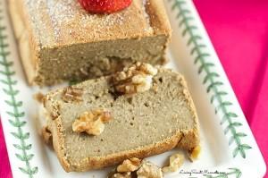 Healthy Banana Oatmeal Bread (No flour, no sugar)