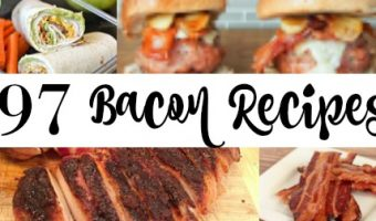97 Scrumptious Bacon Recipes