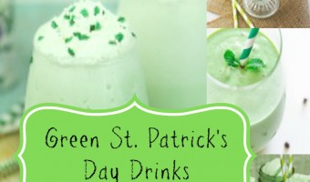 9 Green Drink Options for St. Patrick's Day