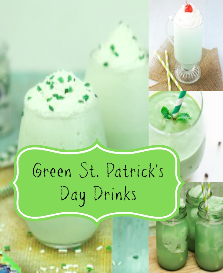 St Patrick's Day Green Drinks