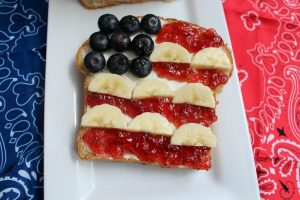American-Flag-bread