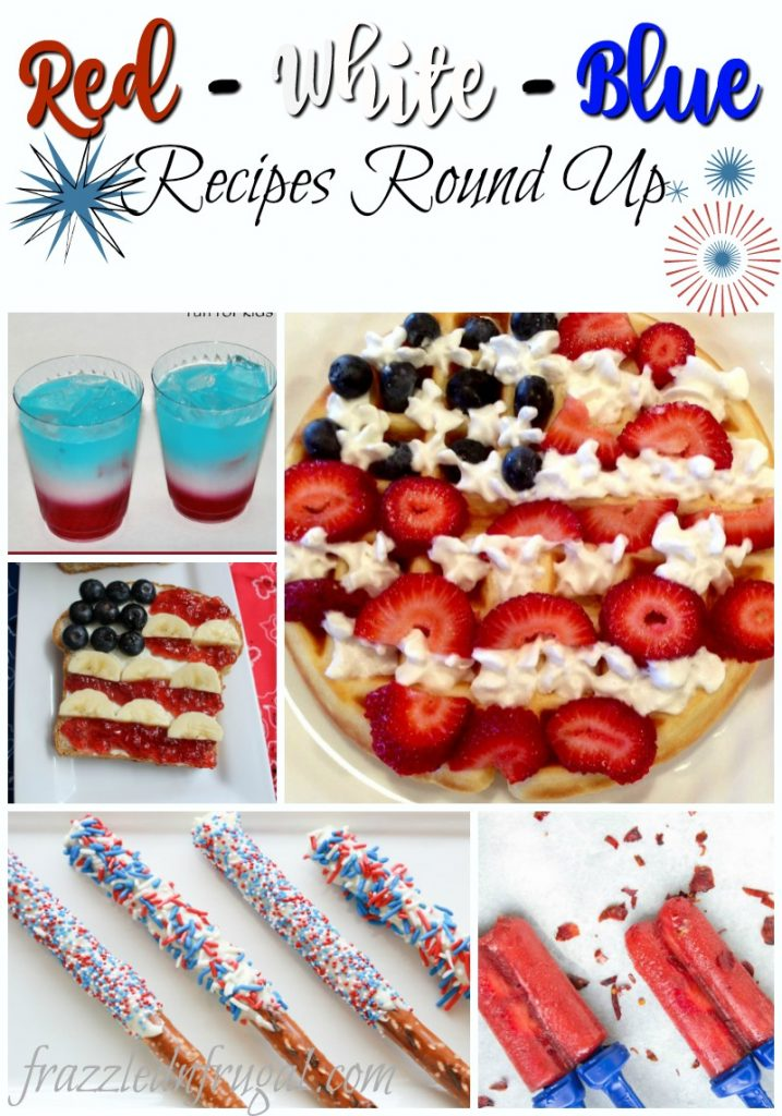 Red-White-Blue-Recipes