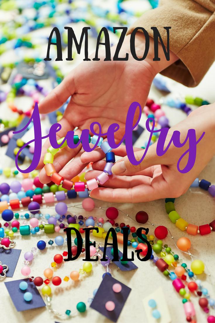 Amazon Jewelry Deals