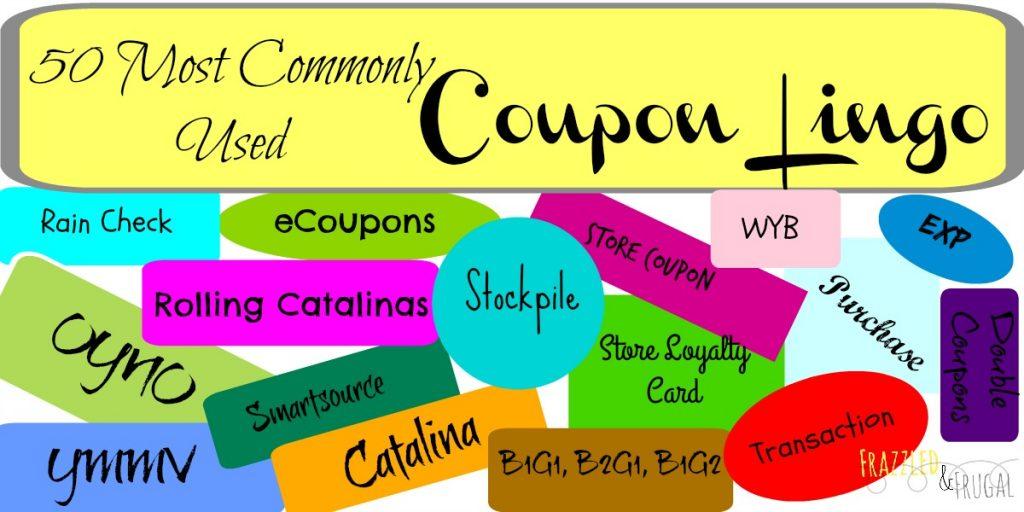 Coupon Lingo - Couponing