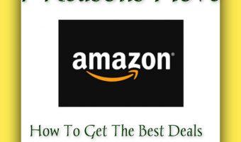 7 Reasons I Shop Amazon