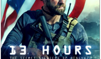 HOT DEAL: 13 Hours On Blu Ray just $9.99 (Reg $39.99)