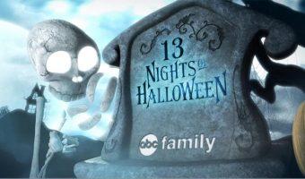 13 Nights of Halloween: TV Schedule 2016