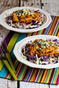 500-buffalo-chicken-cabbage-bowl-kalynskitchen