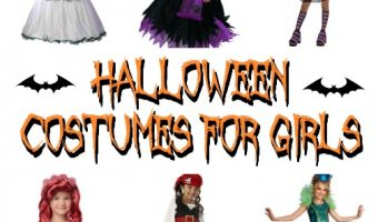 Halloween: Girl Costumes Ideas