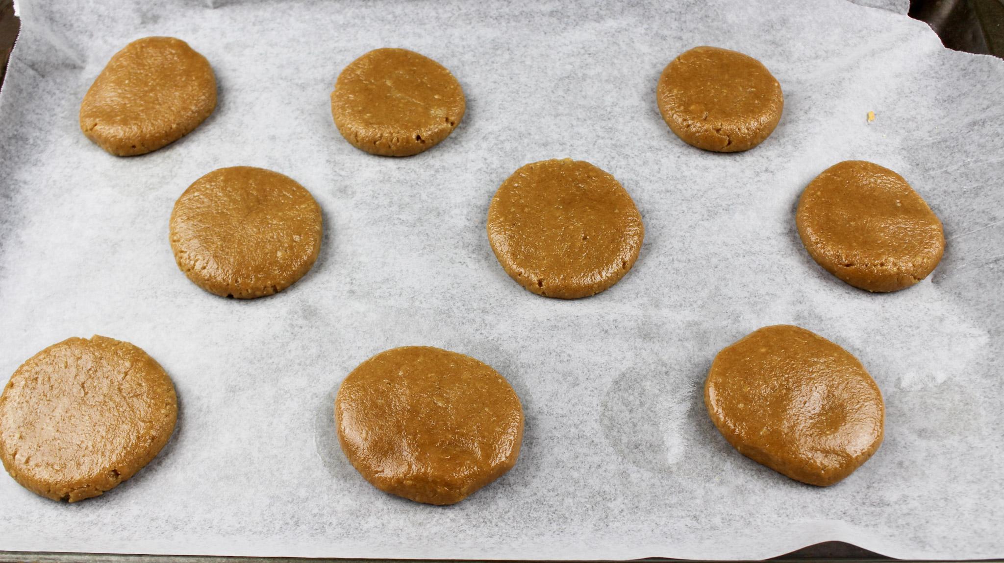 Pumpkin Spice Whoopie Pies Step 2