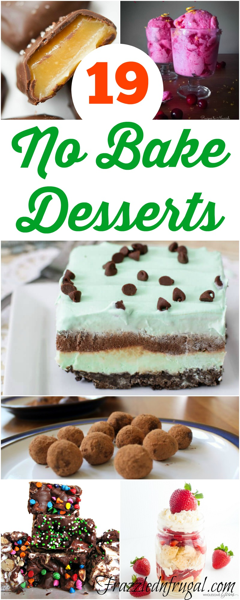 19 No Bake Desserts To Save You Time