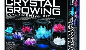 Crystal Growing Experiment – Just $15.40!