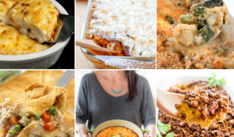 Crowd Pleasing Casseroles