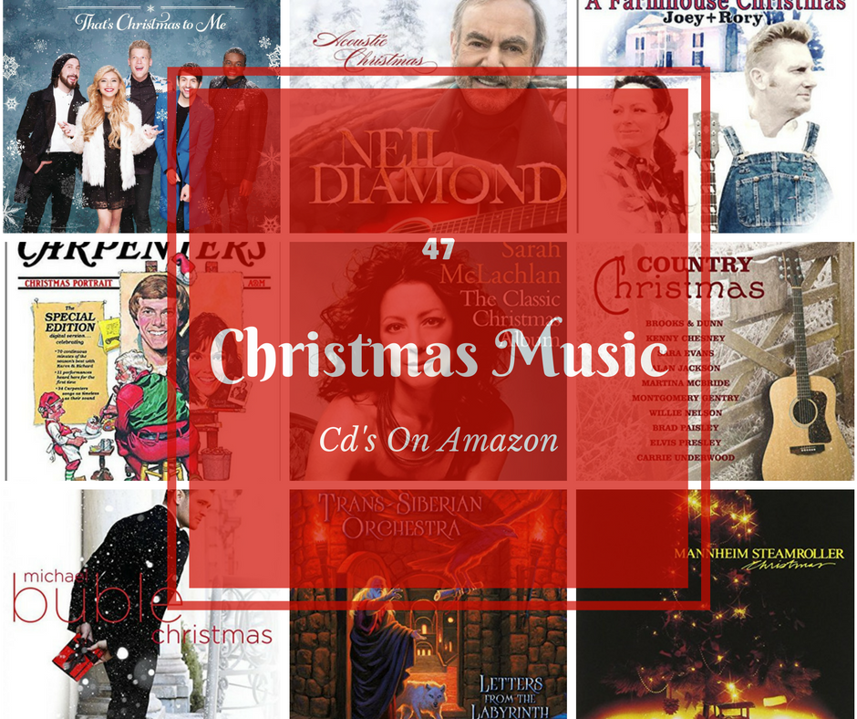 47 Of The Best Christmas Music Cd\'s This Holiday Season