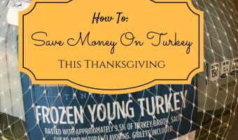 How To Save Money On a Turkey