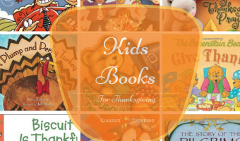 20 Thanksgiving Books for Kids