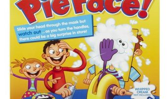 Hasbro Pie In The Face Family Game – Just $12.99