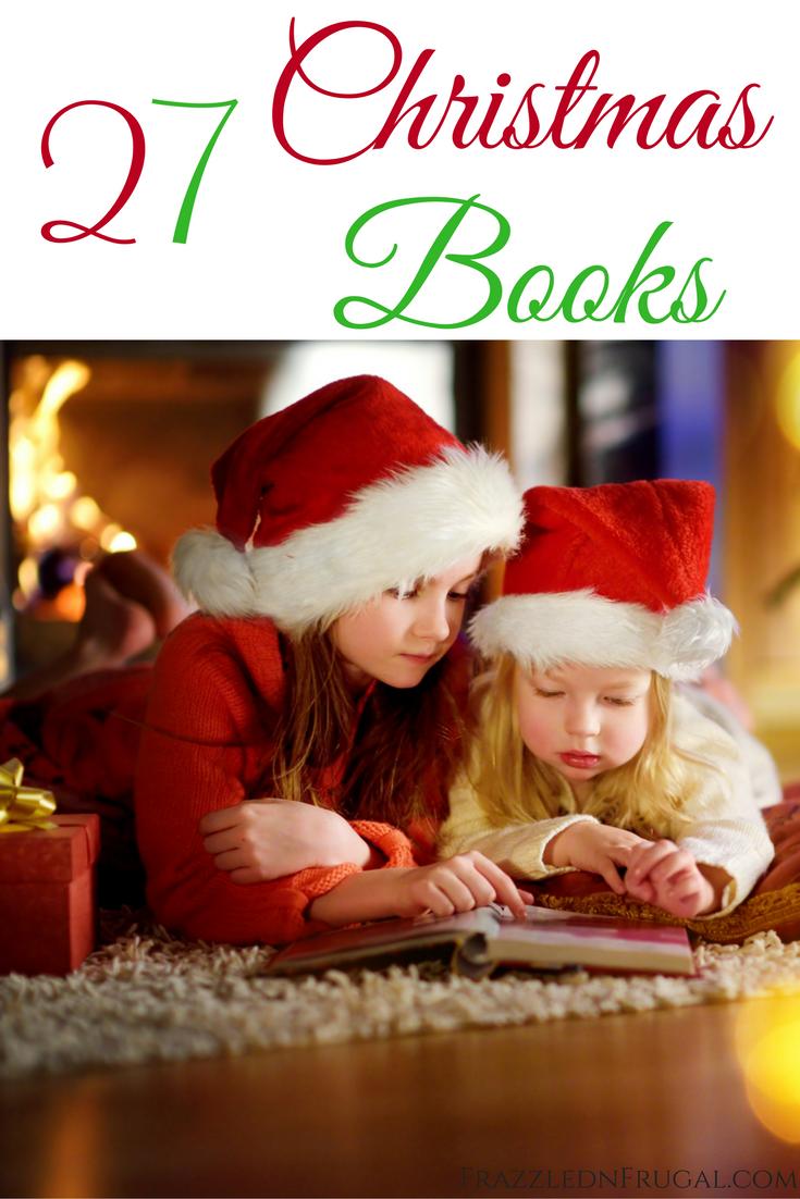 27 Christmas Books for Kids