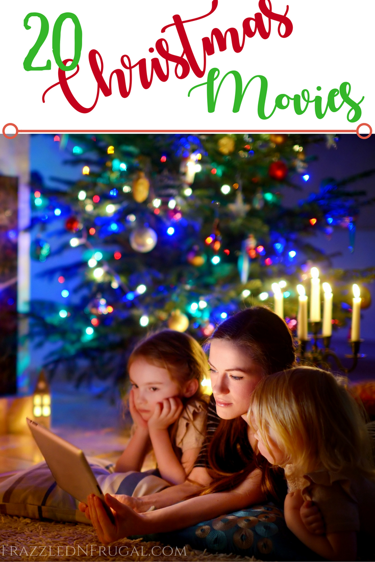 20 Family Christmas Movies