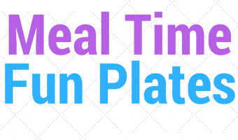 Kids Meal Time Fun Plates