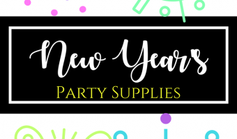Hot New Years Party Supplies