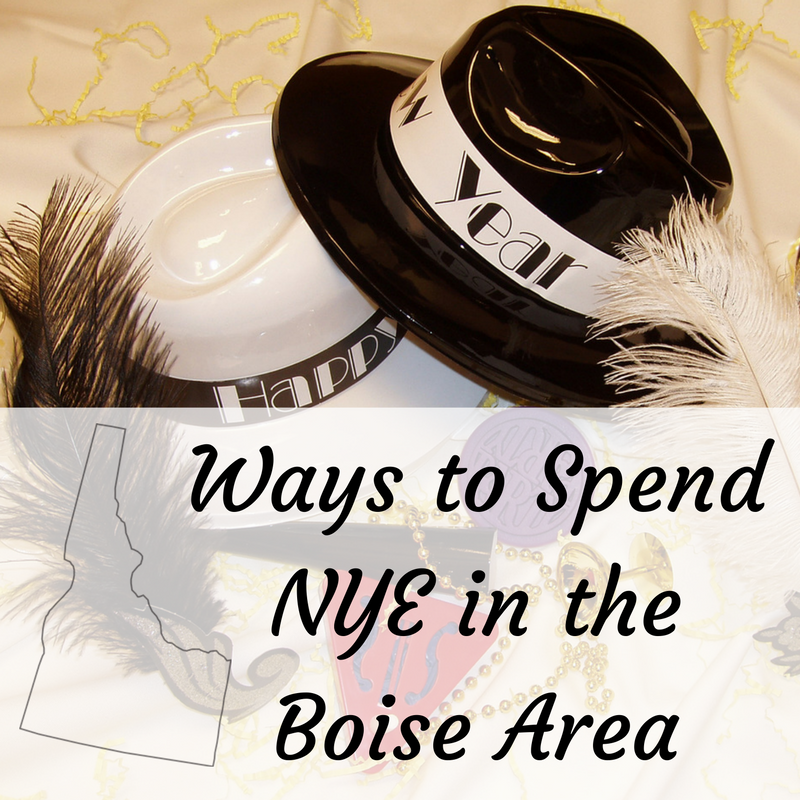 Ways to Spend New Years Eve in the Boise Area