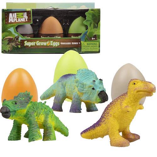 dinosaur super grow eggs