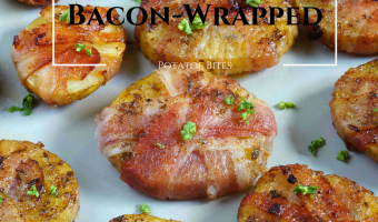 Bacon Wrapped Potato Bites Recipe