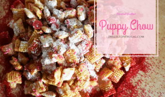 Peanut Butter Puppy Chow Recipe