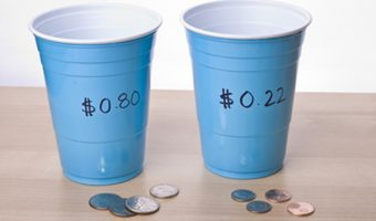 2nd Grade Math Activities: Loose Change